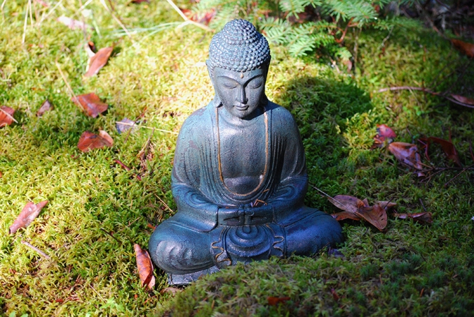 Indralaya Buddha